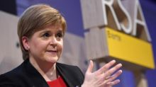 Nicola Sturgeon calls for extension of Brexit transition period