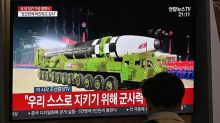 North Korea: What we know about the 'massive' new missile on parade