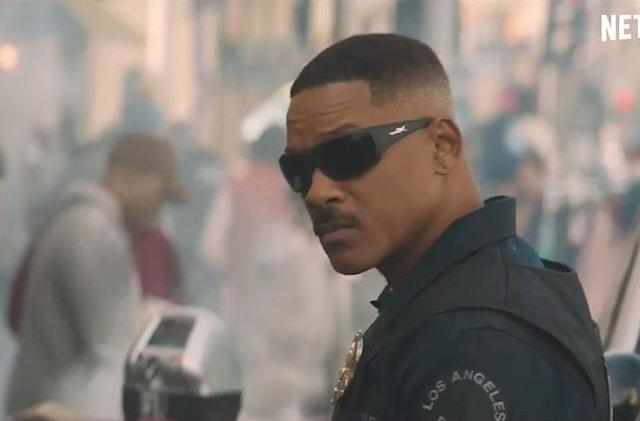 Here's our first look at Netflix's 'Bright,' starring Will Smith