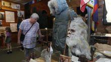 Roadside Bigfoot: Georgia museum devoted to legendary beast