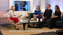 What the Duchess of Cambridge said after she split with William