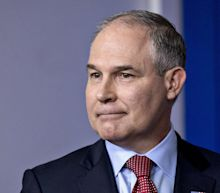 EPA Says Scott Pruitt Flies First Class Because Angry People Yell At Him Too Much