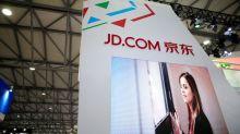 China's JD.com beats first-quarter revenue estimates
