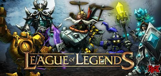 The Summoner's Guidebook: League of selfishness