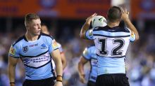 'Ill-informed': NRL defends officials after Sharks' match-winning try