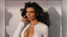 Kim Kardashian Explains In Steps How To Wear A Braless Dress; The Mogul Has Nailed Her Style