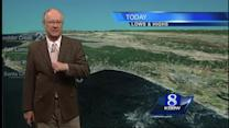Check out your Friday evening KSBW Weather Forecast 12 6 13