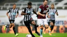 Foot - ANG - Premier League : emmené par Allan Saint-Maximin, Newcastle maîtrise Burnley