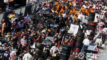 """F1: Norris detona regra """"estúpida"""" que permitiu troca de pneus de Stroll durante paralisação"""
