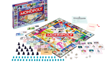 Disney Monopoly is coming just in time for Christmas