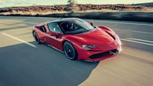 Ferrari Appoints STMicroelectronics Exec as New CEO