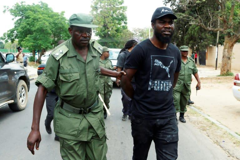Zambian musician, activist 'Pilato' freed on bail