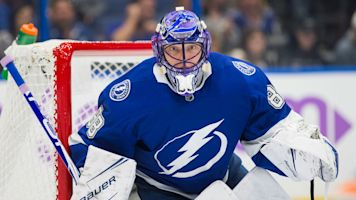 Vasilevskiy reportedly out with broken foot