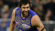 Eagle Josh Kennedy cut down by fracture