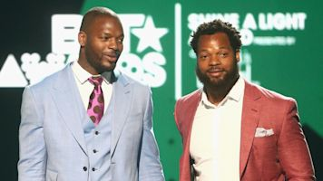 Martellus spikes notion of playing with brother
