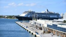 Virus-hit cruise ship arrives in Florida -- and another on way