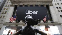 Ubers Börsen-Debüt floppt: Kursverlust zum Handelsstart