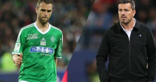 Foot - L1 - ASSE - Saint-Etienne : Oscar Garcia s'en va, remplacé par le duo Sablé-Ravera