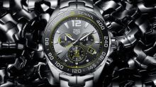 TAG Heuer's New F1 Watches Honor the Late Racing Legend Ayrton Senna