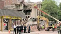 Collapse site search and rescue wraps up