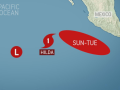 Frenzy of tropical activity in Pacific could create rare weather phenomenon