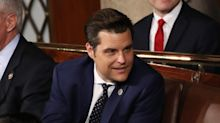 Matt Gaetz thought he could 'do what he wanted' with women's nudes, a colleague said. That's not how it works.