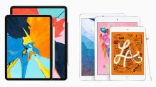 Apple updates iPad Mini and iPad Air