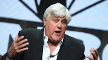 Jay Leno Talks Donald Trump and Late Night at TCA: 'I'd Like to See More Diversity'
