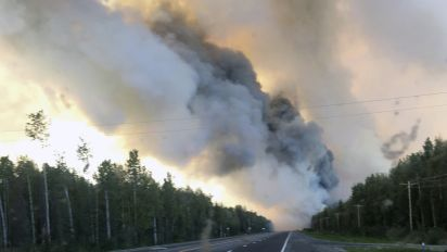 51 homes, 84 other buildings destroyed by Alaska fire