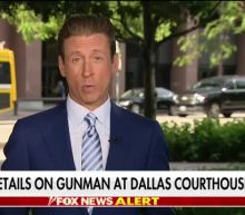 Masked gunman who opened fire outside Dallas courthouse identified as Army veteran