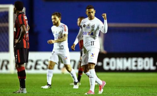 Com dores, Kayke desfalca Santos e Ricardo Oliveira deve retornar
