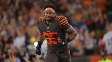 Report: Browns, Myles Garrett agree to $125M extension