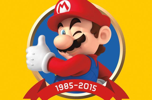 'Super Mario Bros.' encyclopedia comes to the US October 23rd