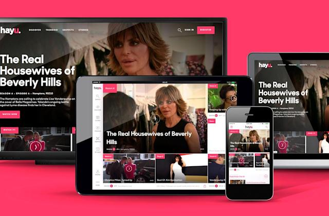 Reality TV streaming service Hayu launches in the UK