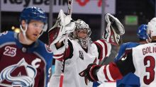 Coyotes Game 25 Recap: Coyotes overcome Avalanche and win 3-2