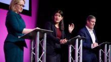 Starmer comes under fire from Long-Bailey and Nandy over Brexit