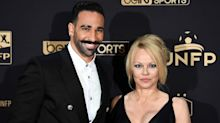 Pamela Anderson details alleged abuse by 'monster' Adil Rami