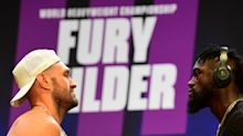Marathon staredown with Tyson Fury says all that needs to be said about Deontay Wilder