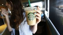 Starbucks' cold beverages are massively outselling hot coffee in the US