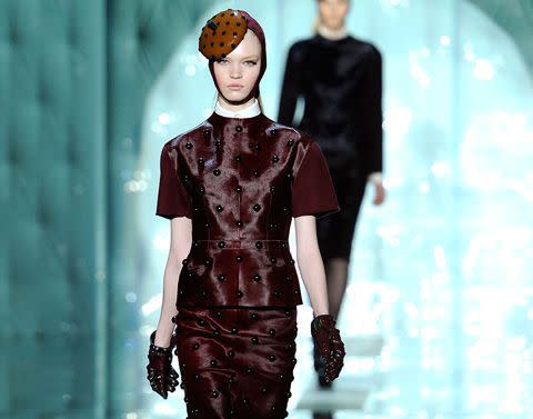 Marc Jacobs Fall 2011 Trends