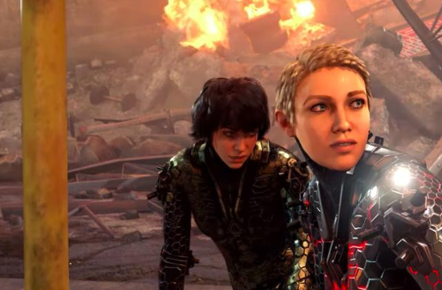 The new 'Wolfenstein: Youngblood' trailer is a killer good time