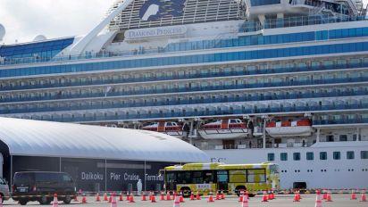 Pasajera nipona que abandonó el crucero infectado da positivo por coronavirus