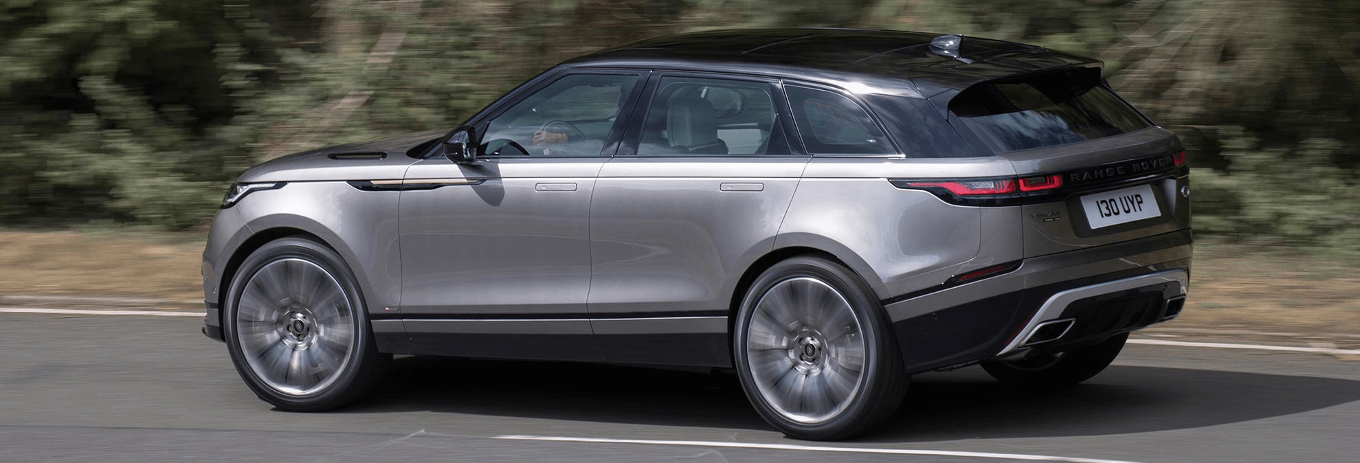 2018 Land Rover Velar Looks To Compete With Sporty Suvs