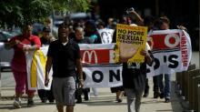 Greve de funcionários do McDonald's em 10 cidades dos EUA por assédio sexual