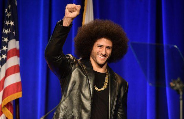 Disney Signs Colin Kaepernick to First-Look Deal
