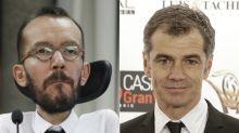 """Toni Cantó (Ciudadanos), a la gresca en Twitter con Pablo Echenique (Podemos): """"Te tendría que dar vergüenza"""""""