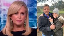 Sunrise's Samantha Armytage says wedding derailed by coronavirus