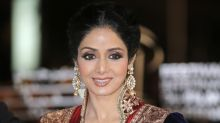 The one last time you can see Sridevi on the big screen