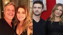 10 ex-casais famosos provam que é possível manter amizade após a separação