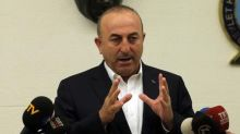 Turkish foreign minister says Assad administration must be removed